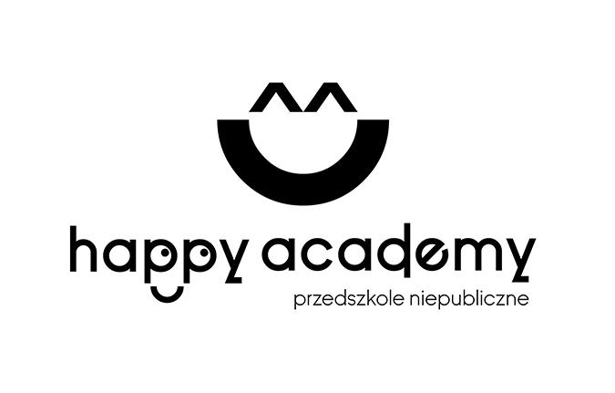 HAPPY ACADEMY_LOGO_WARIANT_01_CZARNY
